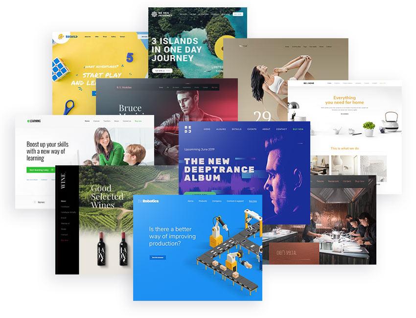 Web Design – UX / UI